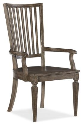 Hooker Furniture Woodlands 58207530084 Dining Room Chair, Silo Image