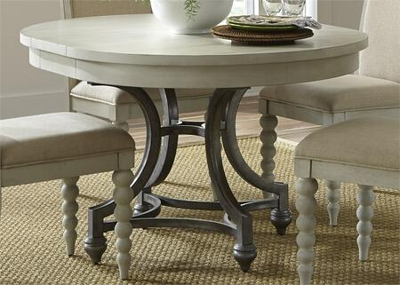 Liberty Furniture Harbor View III 731T4254 Dining Room Table Gray, Main Image