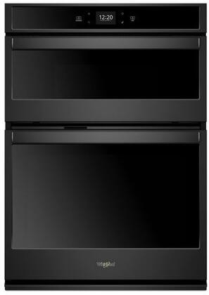 Whirlpool  WOC54EC0HB Double Wall Oven Black, Main Image