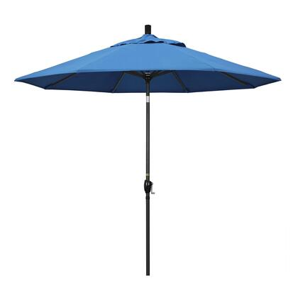 California Umbrella Pacific Trail GSPT908302SA26 Outdoor Umbrella Blue, GSPT908302 SA26
