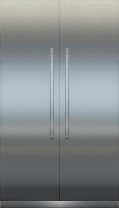 Liebherr Monolith 981748 Column Refrigerator & Freezer Set Stainless Steel, 1