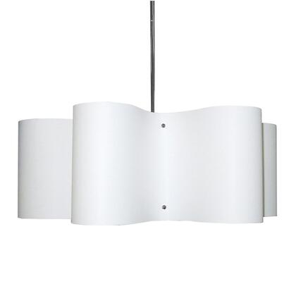 Dainolite ZUL243PCWH Ceiling Light, DL 4c10982091c8fb7077beb228b730