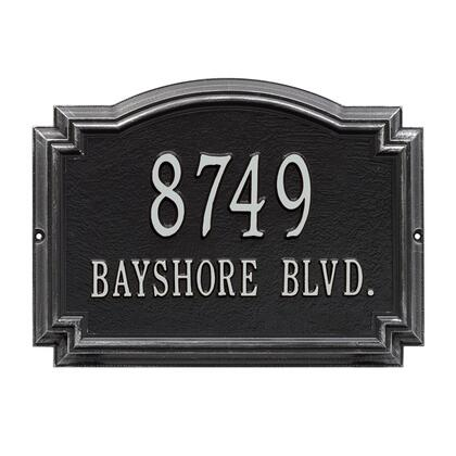 Whitehall Products 1291BS Address Plaques, Main Image