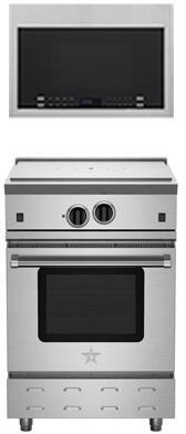 BlueStar RNB Series 851070 Kitchen Appliance Package Stainless Steel, 8