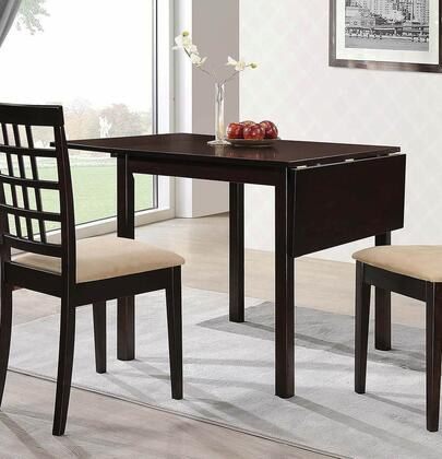 Coaster Kelso 190821 Dining Room Table Brown, Main Image