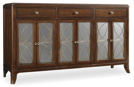 Hooker Furniture Palisade 518375900 Dining Room Buffet Brown, Main Image