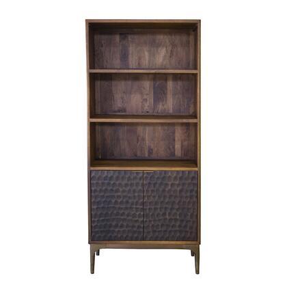 Vallarta Collection ZWSCBS34TT Bookshelf in Brown