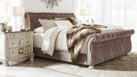 Signature Design by Ashley Cassimore B750CKUBBEDROOMSET Bedroom Set Gray, Main Image