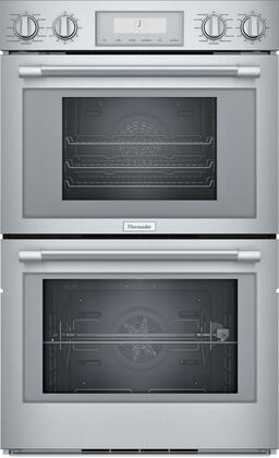 Thermador Professional PODS302W Double Wall Oven Stainless Steel, Main Image