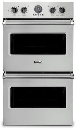 Viking 5 Series VDOE530FW Double Wall Oven White, VDOE530FW Electric Double Wall Oven