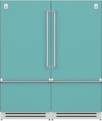 Hestan  916493 Refrigerator Pairs Blue, 1