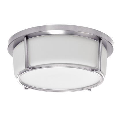 Dainolite CFLEDB1316PC Ceiling Light, DL 05ed2c22ddfe9727b84503de9dd0