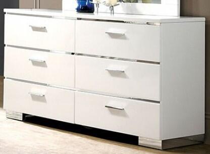 Furniture of America Malte CM7049XD Dresser, 1
