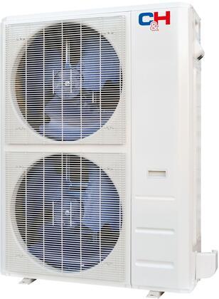 Cooper&Hunter CH48LCOU Mini Split Outdoor Unit White, Main Image