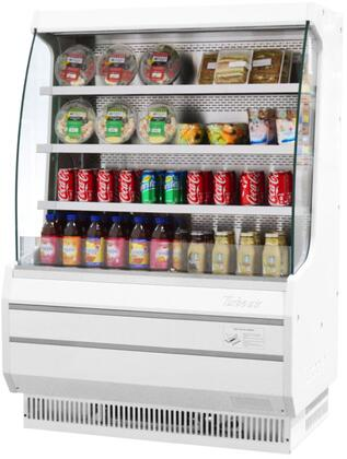 Turbo Air TOMMN Display and Merchandising Refrigerator, 1