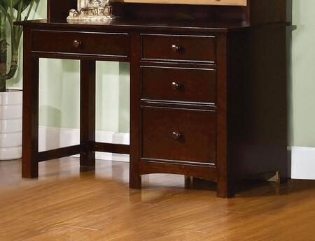 Furniture of America Omnus CM7905EXPDK Desk , 1