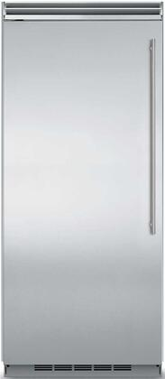 Marvel  MP36FA2LS Column Freezer Stainless Steel, Main Image