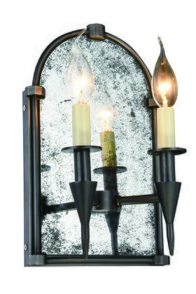 Elegant Lighting 1491W8BZ Sconces, Image 1