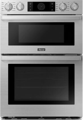 Dacor Transitional DOC30P977DS Double Wall Oven Stainless Steel, DOC30P977DS Double Wall Oven