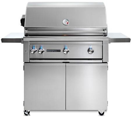 Lynx Sedona L600PSFRNG Natural Gas Grill Stainless Steel, Main Image