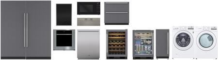 Appliances Connection Picks Designer 1450584 Kitchen Appliance Package Panel Ready, Main image