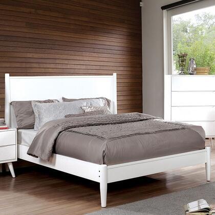 Furniture of America CM7386WHFBED