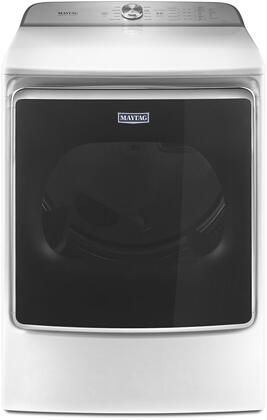 Maytag MEDB955FW 9.2 Cu. Ft. White Electric Dryer