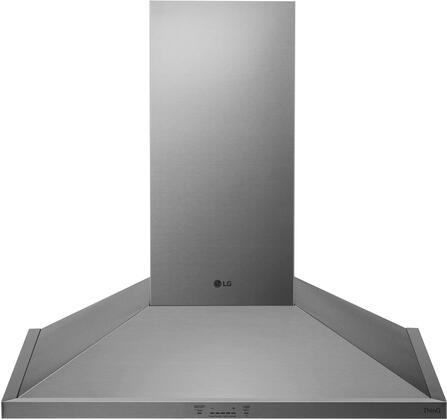 LG  HCED3015S Wall Mount Range Hood Stainless Steel, HCED3015S Wall Mount Range Hood