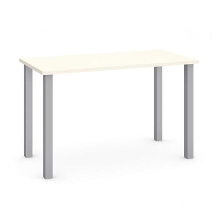 Bestar Furniture Bestar 6585531 Office Desk White, Main View