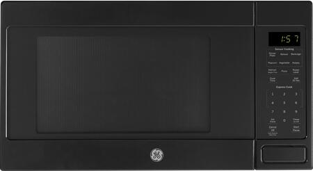 GE  JES1657DMBB Countertop Microwave Black, Main Image