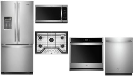 Whirlpool  996291 Kitchen Appliance Package , main image
