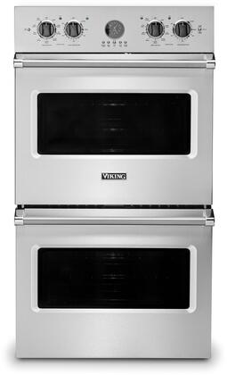 Viking 5 Series VDOE530SS Double Wall Oven Stainless Steel, Main Image