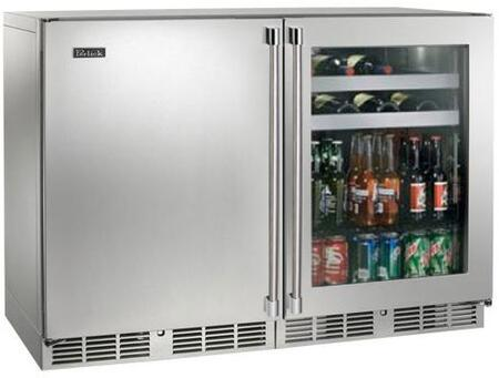 Perlick Signature 1443776 Beverage Center Stainless Steel, 1