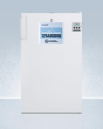 FF511LBI7NZADA 20″ Built In Refrigerator with 4.1 cu. ft. Capacity  ADA Compliant  Temperature Alarm  Factory Installed Lock  NIST Calibrated