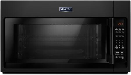 Maytag MMV4206FB Over The Range Microwave Black, Main Image