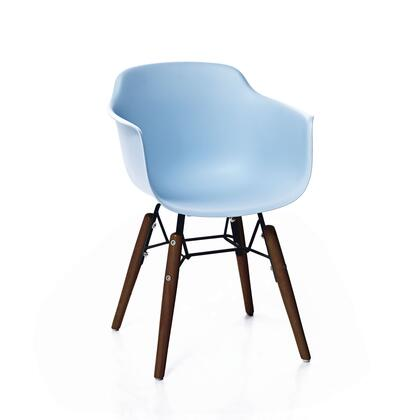 Design Lab MN Kids Collection LS9607LBLUWAL Kids Chair Blue, f5545bad ac7e 461d a6b3 60858c36238f