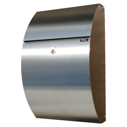 ALX-7000-BS Allux Series Mailboxes Allux 7000 in Black/Stainless