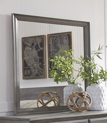 Carolina Furniture Vintage 536400 Mirror Gray, Main Image