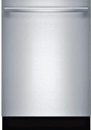 Bosch Benchmark  SHX88PW55N Built-In Dishwasher Stainless Steel, Main Image