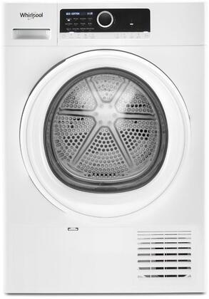 Whirlpool  WCD3090JW Electric Dryer White, WCD3090JW Ventless Dryer