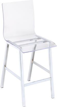 Acme Furniture Nadie 72592 Bar Stool, 1