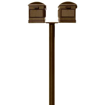Qualarc Hanford HPNS2000LMBRZ Mailboxes, HPNS2 000 LM BRZ