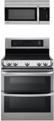 LG  1308067 Kitchen Appliance Package , Main image