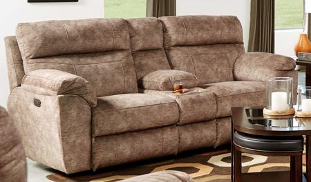 Sedona Collection 62229 2793-36 86″ Lay Flat Power Reclining Loveseat with Power Headrest  Storage Console and Cup Holders in Mesa