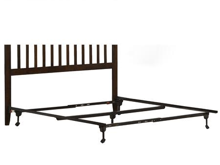 Atlantic Furniture Atlantic Mattress AE631050 Stationary Bed Frames, AE631050 SUPPORT 1