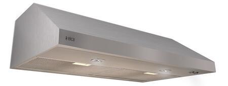 Elica Comfort ESR43 Under Cabinet Hood Stainless Steel, 1