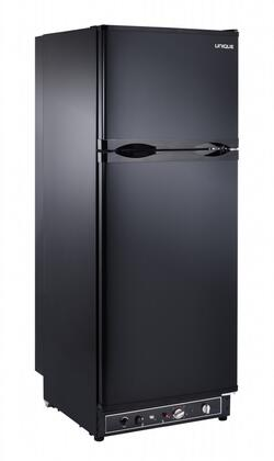 Unique  UGP10CSMB Propane Refrigerators Black, Main Image