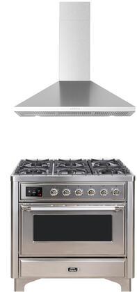 Ilve Majestic II 1150531 Kitchen Appliance Package , main image