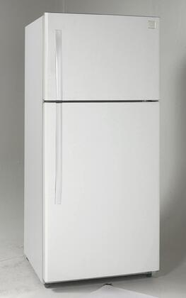 FF18D0W-2 30″ Frost Free Refrigerator with 18 cu. ft. Total Capacity  Reversible Doors  Interior Lights  Electronic Temperature Controls  in