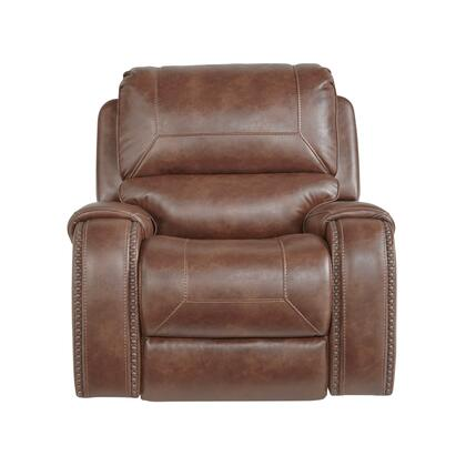 A498-006-654 Swivel Glider Recliner in Mesquite